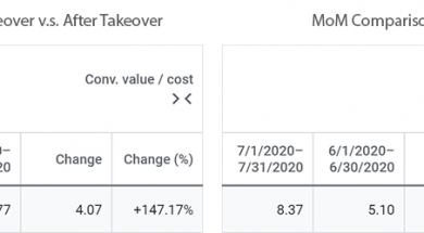 Revenue Growth for Performance Campaigns on Google Ads